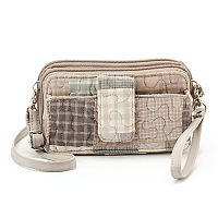 Donna Sharp Missy Crossbody Convertible Wallet - Style 26065