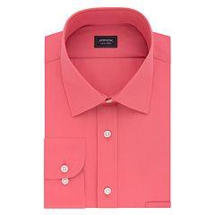 Mens Pink Dress Shirts Clothing | Kohl's