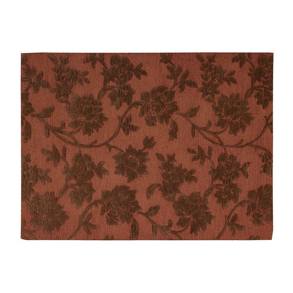 Skyland Floral Wool Rug