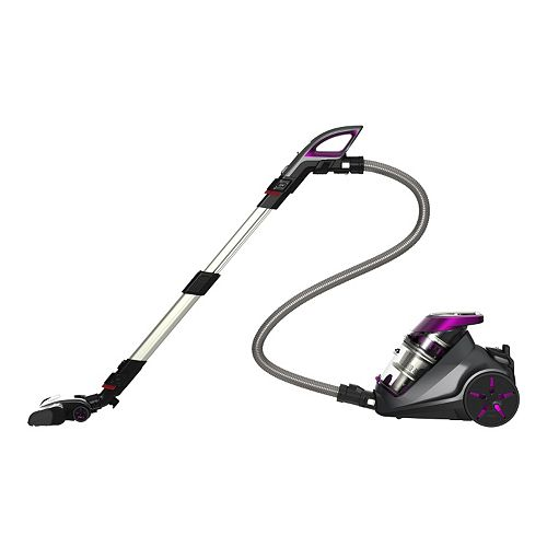 BISSELL C4 Cyclonic Canister Vacuum (1233)