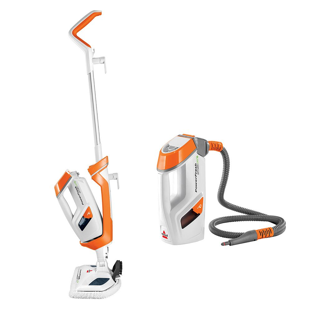 BISSELL PowerFresh Lift-Off Pet Steam Mop