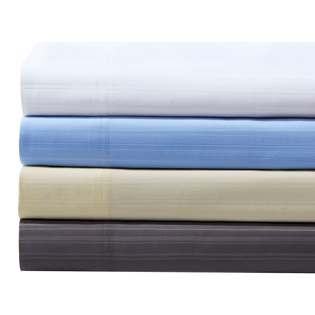 Madison Park 500-Thread Count Dobby Sheet Set