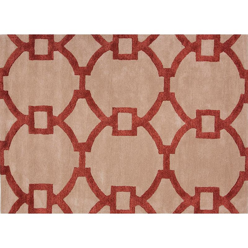 Jaipur City Regency Geometric Rug