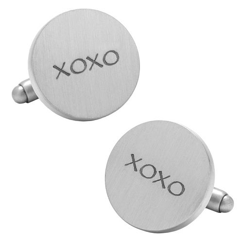 XOXO Cuff Links