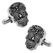 Day of the Dead Cuff Links