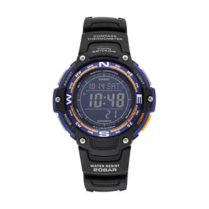 Casio Men's Twin Sensor Digital Watch - SGW100-2B