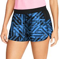 Women's Champion Sport Short 5 Printed Workout Shorts