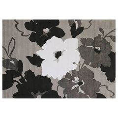 United Weavers Cristall Snow Blossom Floral Rug by