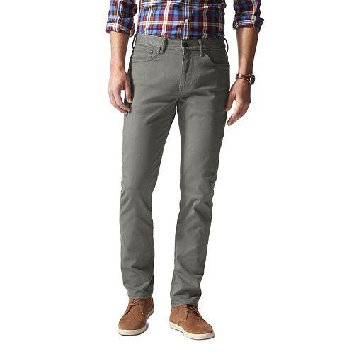 Men's Dockers® Jean Cut D1 Slim-Fit Twill Stretch Pants