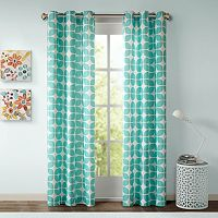 Intelligent Design 2-pk. London Window Curtains