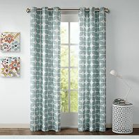 Intelligent Design 2-pk. London Curtains