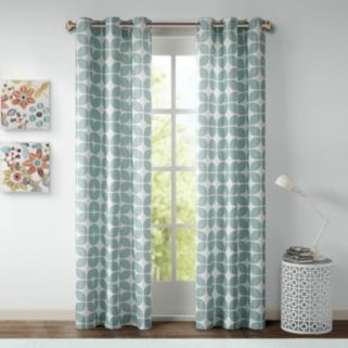 Intelligent Design 2-pk. London Window Curtains