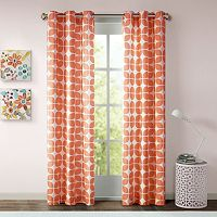 Intelligent Design 2-pack London Window Curtains