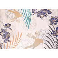 United Weavers Designer Marquee Orchid Floral Rug