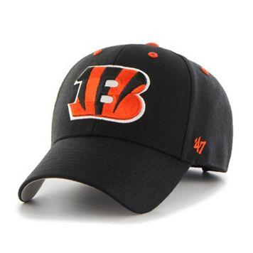 '47 Brand Cincinnati Bengals Audible MVP Adjustable Cap - Men