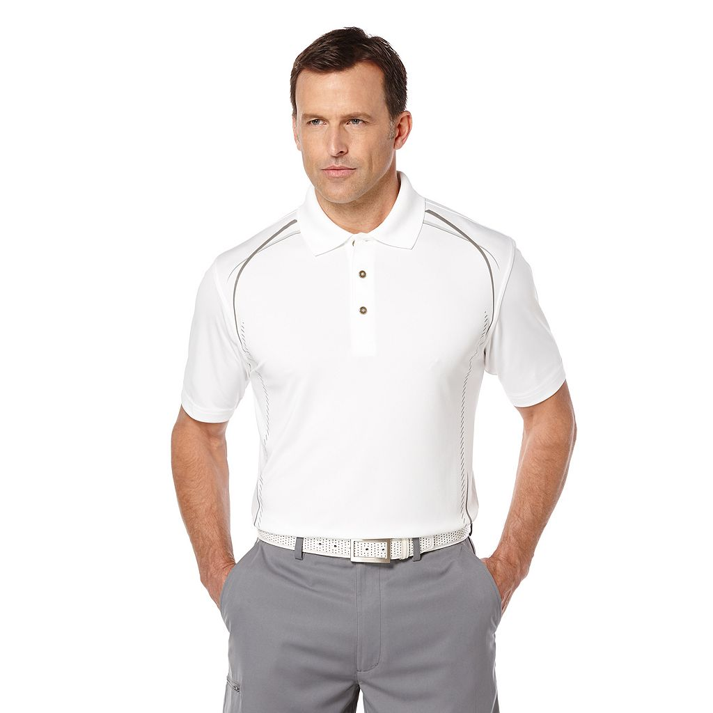 Big & Tall Grand Slam Classic-Fit Motionflow Performance Golf Polo