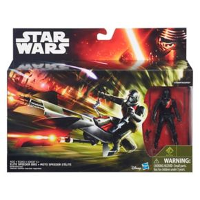 Star Wars: Episode VII The Force Awakens 3.75-in. Elite Speeder Bike Vehicle by Hasbro