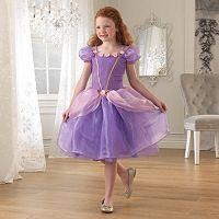 KidKraft Purple Rose Princess Dress-Up Costume