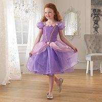 KidKraft Purple Rose Princess Dress-Up Costume