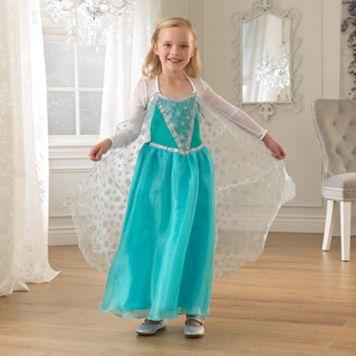 KidKraft Ice Princess Dress-Up Costume