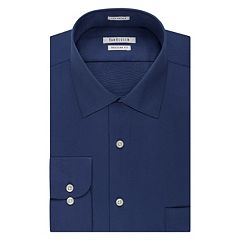 Men's Van Heusen Regular-Fit Lux Sateen Dress Shirt