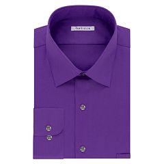 Men's Van Heusen Regular-Fit Lux Sateen Dress Shirt