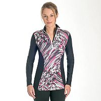 Women's Snow Angel Slimline Quarter-Zip Top