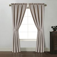 Ellison Vienna II 2 pkTieback Window Curtains