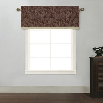 Ellison Kyle II Window Valance - 48'' x 18''