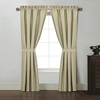 Ellison Kyle II 2-pk. Tieback Window Curtains