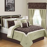 Ellison Kyle II 16 pc Bedding Set