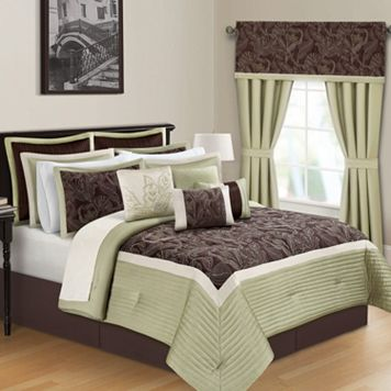 Ellison Kyle II 16-pc. Bedding Set