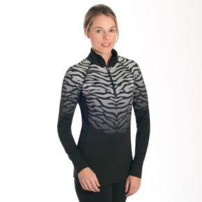 Women's Snow Angel Catniss Fleece Quarter-Zip Top