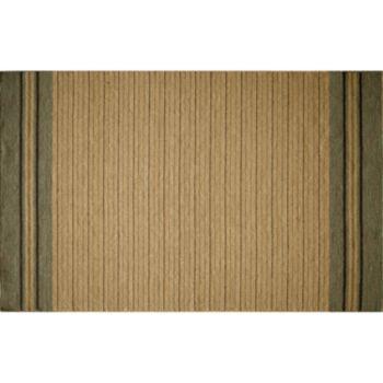 Momeni Marquis Reversible Striped Wool Rug