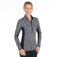 Women's Snow Angel Ultima Fleece-Lined Quarter-Zip Base Layer Top