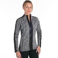 Women's Snow Angel Ultima Full-Zip Fleece Moto Top