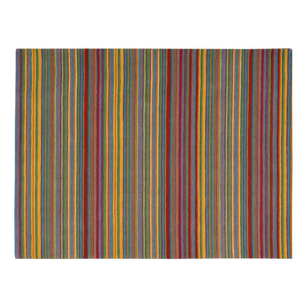 Skyland Striped Wool Rug