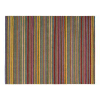 Skyland Striped Wool Rug