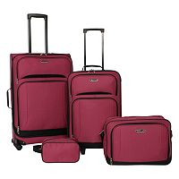 Prodigy Avenue 4-Piece Luggage Set