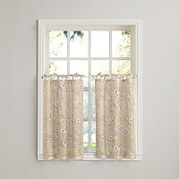 Top of the Window Normandy 2-pk. Tier Curtains 54'' x 24''