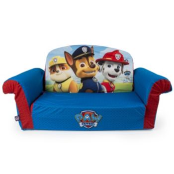 Paw Patrol 2-in-1 Flip Open Sofa by Marshmallow Furniture