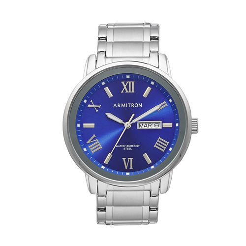 Armitron Men's Stainless Steel Watch