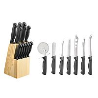 Hampton Forge 20-pc. Knife Block Set