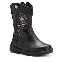 Laura Ashley Girls' Cowboy Boots