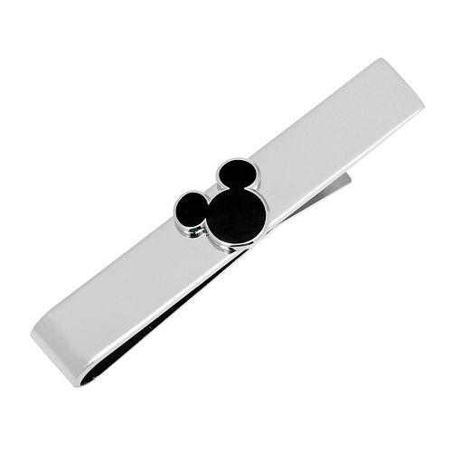 Disney's Mickey Mouse Head Silhouette Tie Bar