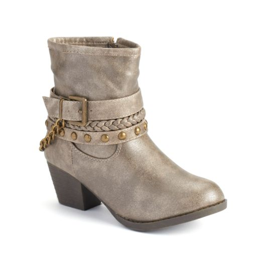 Unionbay Girls' Ankle Booties