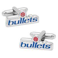 Washington Bullets Cuff Links
