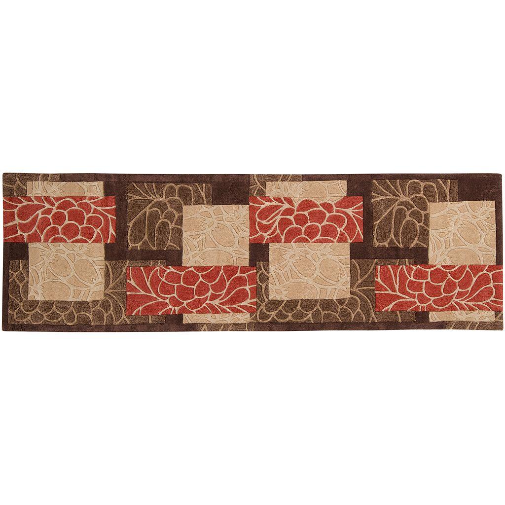 Surya Cosmopolitan Collage Floral Rug