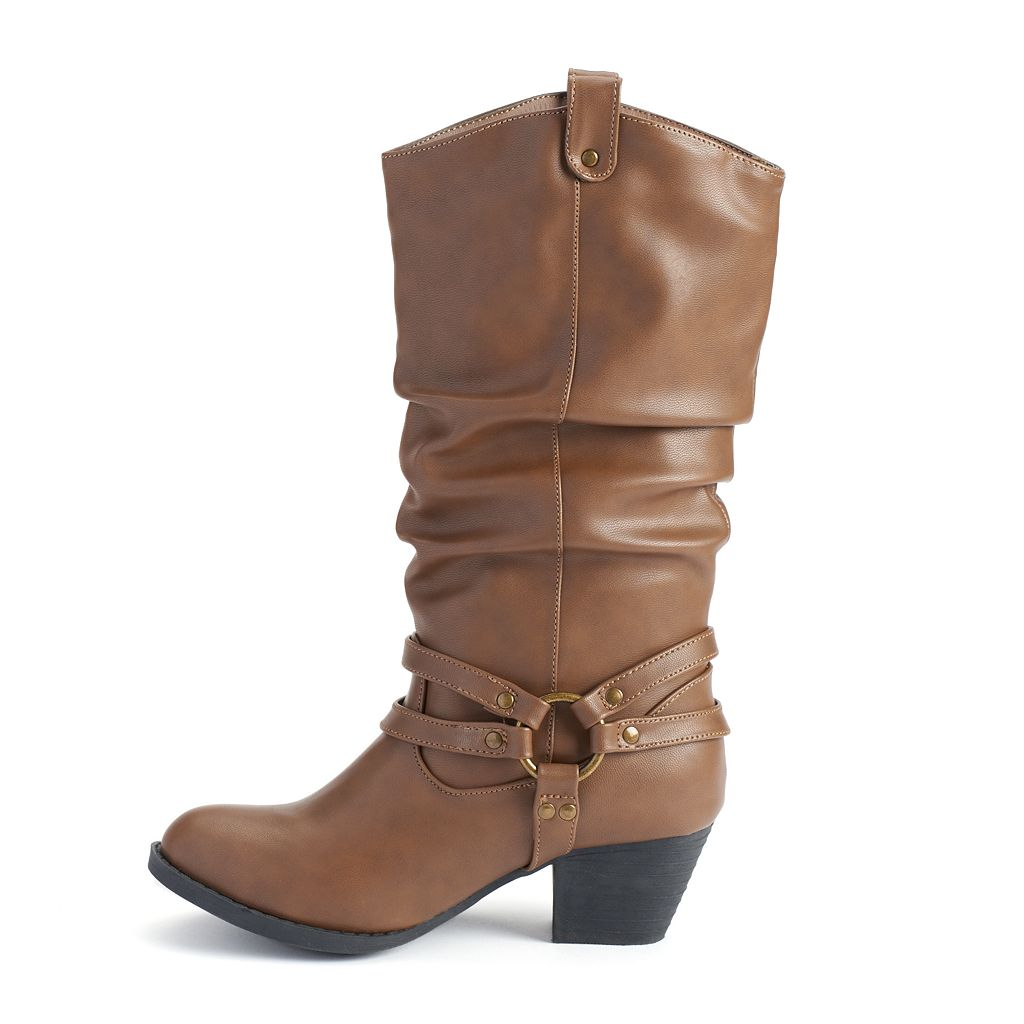 Unionbay Girls' Jane Boots