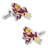 Arizona State University Sparky Cuff Links